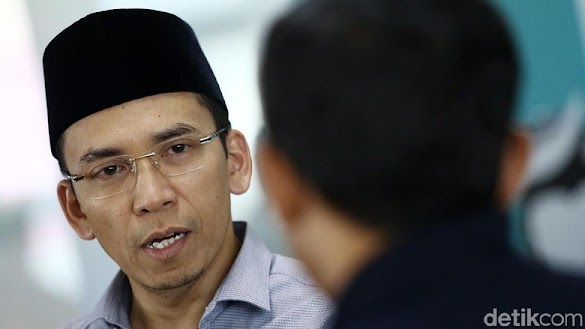 TGB: Dukungan Saya untuk Jokowi Atas Akal Sehat