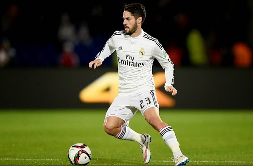 Arsenal deny Isco move