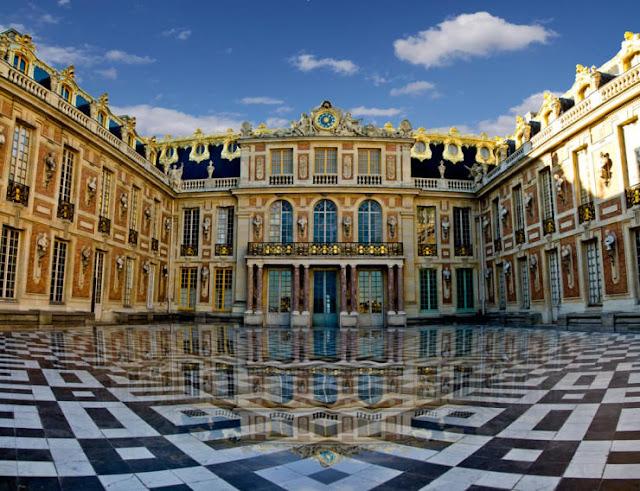Istana Versailles, Prancis