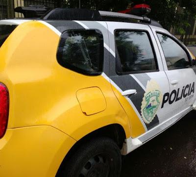 Bom Sucesso-Elementos abandonam carro furtado em Londrina