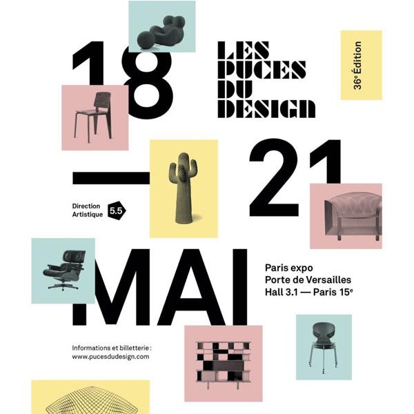 blog wunderkammer les puces du design 18 21 may 2017. Black Bedroom Furniture Sets. Home Design Ideas