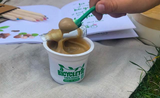 avis yaourt au lait végétal
