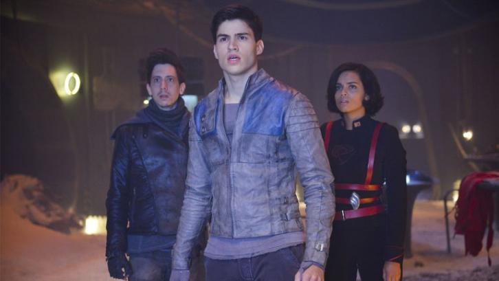 Krypton and Happy - Ordered to Series by Syfy + George R.R. Martin's Nightflyers in Development