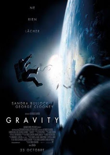 Gravity d'Alfonson Cuaron (2013)