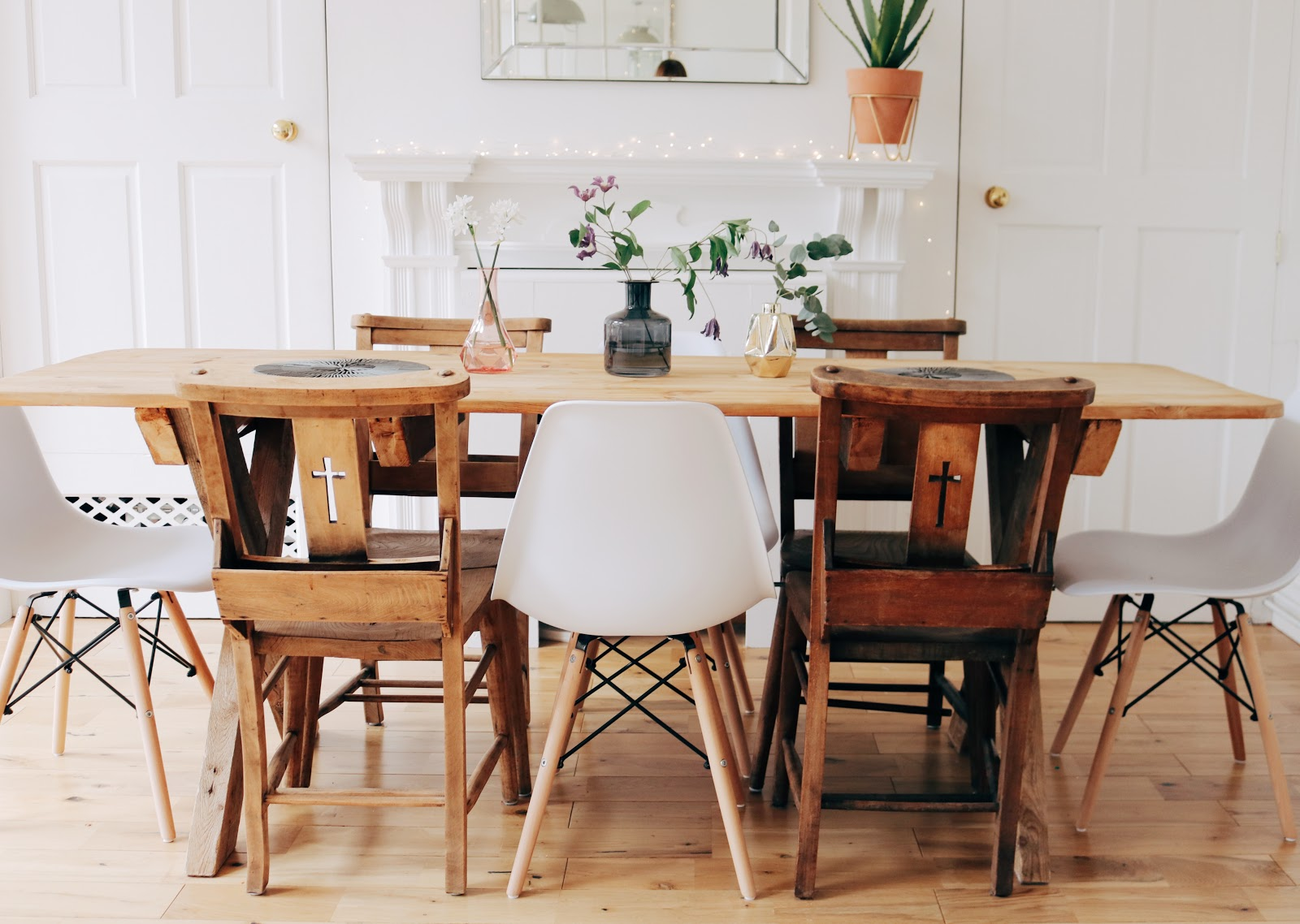 Design Collection Modern Rustic Dining Room 42 New Inspiration