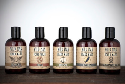 Wild Man Beard Wash