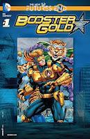 Os Novos 52! O Fim dos Futuros - Gladiador Dourado #1