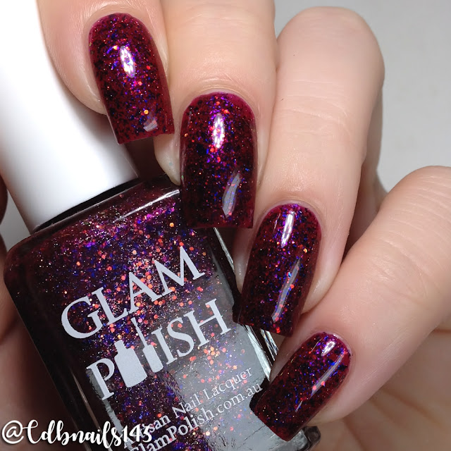 Glam Polish-What Would Buffy Do?