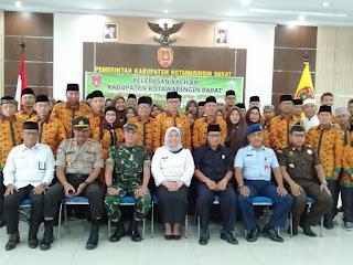 Enam Kafilah Binaan Kodim 1014/Pbn Ikuti STQ Tingkat Provinsi