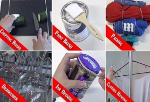 Μπορεί ένα απλό λαστιχάκι να κάνει τη ζωή σας ευκολότερη; Δείτε 8 απίθανες περιπτώσεις που μπορείτε να το χρησιμοποιήσετε (VIDEO)
