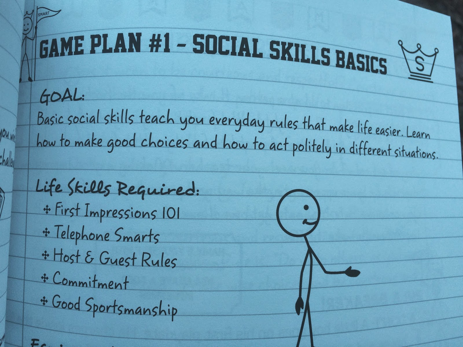 #thesmartplaybook book review game plan image
