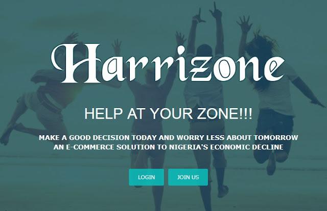 Harrizone.com , Harrizone.com  donation, Harrizone.com  ponsi site