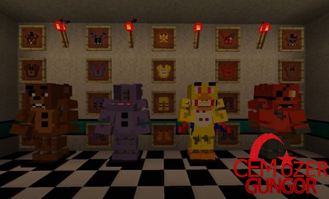 Five Nights at Freddy's 2: The Texture Pack