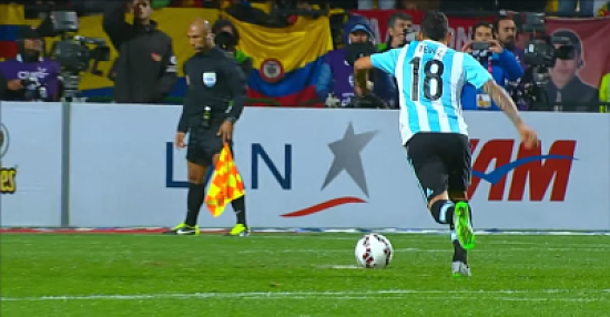 COPPA AMERICA 2015 ARGENTINA - COLOMBIA 0 - 0 ( 5-4 d.c.r) HIGHLIGHTS E REVIEW A Cura di Mattia Farabini