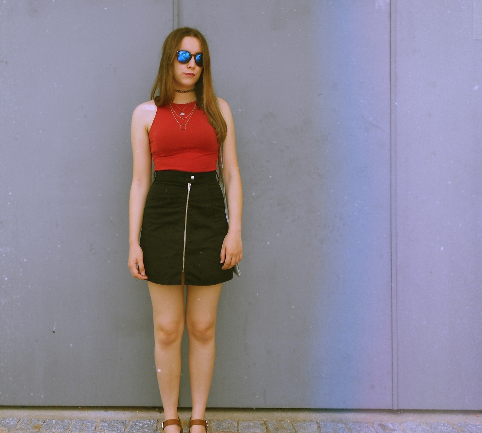 Outfit | Grunge Outfit Day