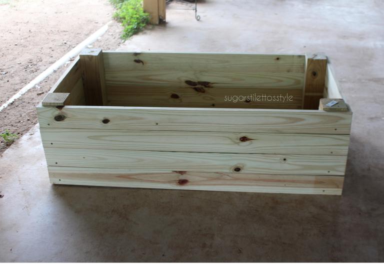 Magnificent Diy Outdoor Storage Bench Shaina Glenn Uwap Interior Chair Design Uwaporg