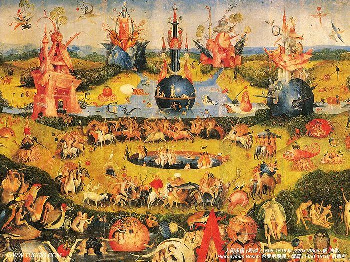 Bosch Range Top >> Wunderkammer: Hieronymus bosch
