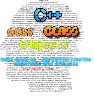 CBSE Class 12 - Computer Science - C++ - OOPS, Class and Objects (Q and A) (#cbseNotes)