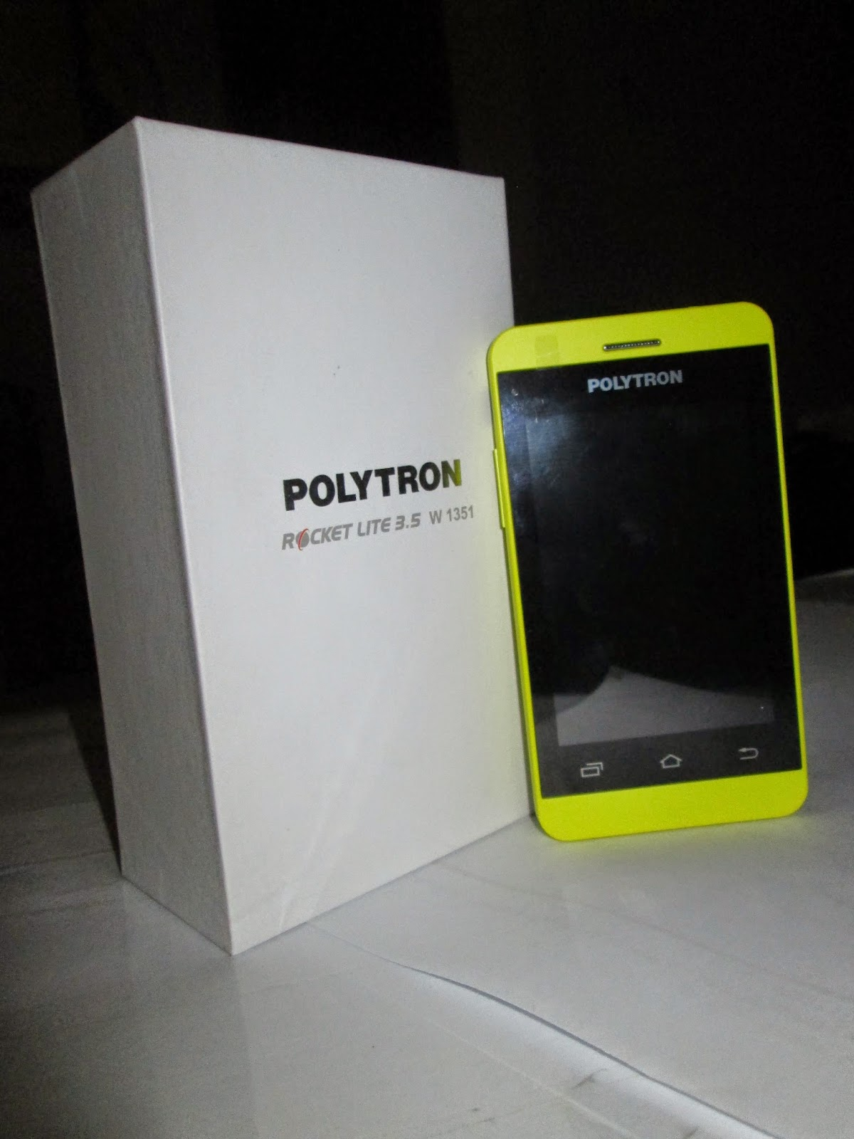 Polytron Rocket Lite 3 5 W 1351