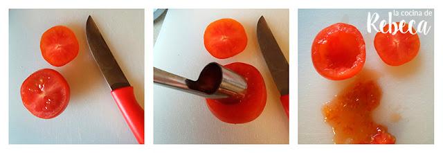 Receta de tomates cherry rellenos 01