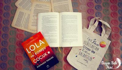 Kitap Yorumu: Lola ve Komşu Çocuk - Stephanie Perkins