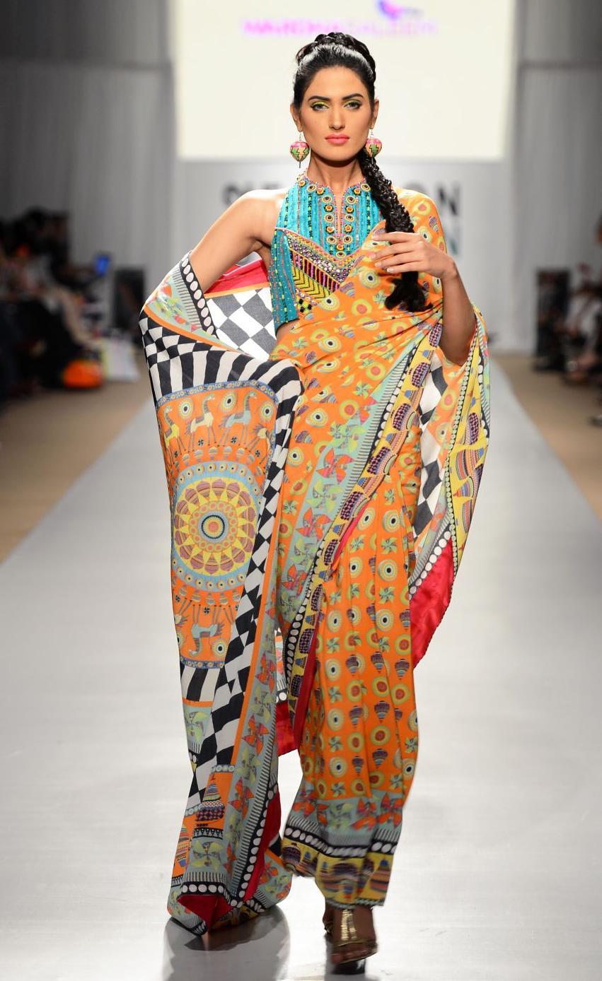 Fashion World Latest Fashion: Fashion Pakistan Week 2013