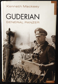 Portada del libro Guderian. General Panzer, de Kenneth Macksey