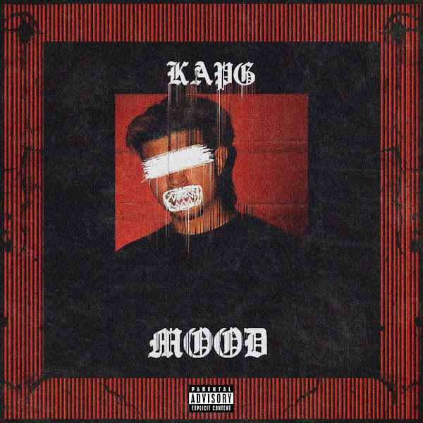 Kap G - Mood - EP Cover