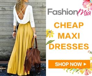 Fashionmia Sexy Maxi Dresses