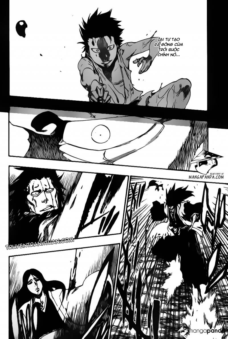 Bleach chapter 525 trang 11