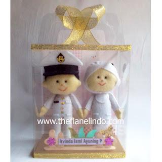 Kabar Kronjo: Boneka Couple, Karakter & Profesi (Tema Dan