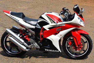 Modifikasi Fairing Yamaha Byson