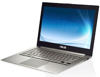 Spesifikasi dan Harga Laptop Asus Zenbook UX31E