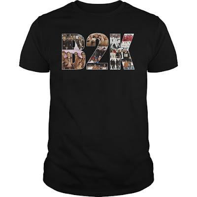 B2K-2019 Concert Hip-Hop Tour T-Shirts Hoodie
