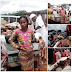 Woman Allegedly Caught Selling Donkey Meat in Benin [photos]