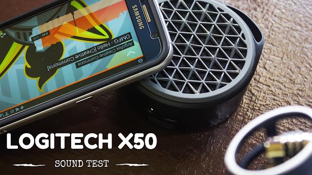 Logitech X50 Wireless Speakers (Black/Grey)
