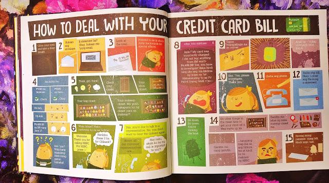 Tita Witty Planner 2019 Credit Card Management