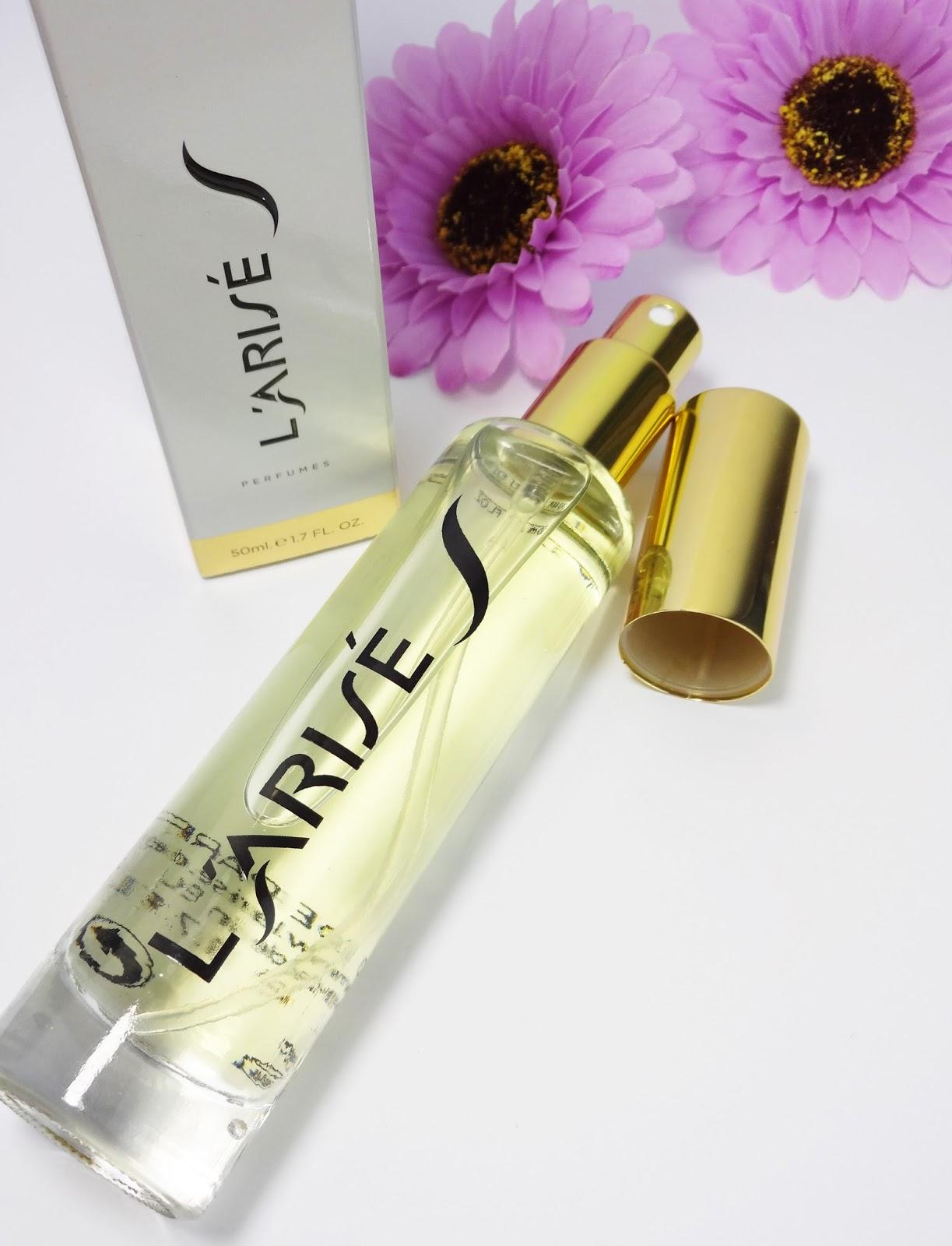 Parfum von L'ARISÉ Nr. 024  Pretty Clover Beautyblog