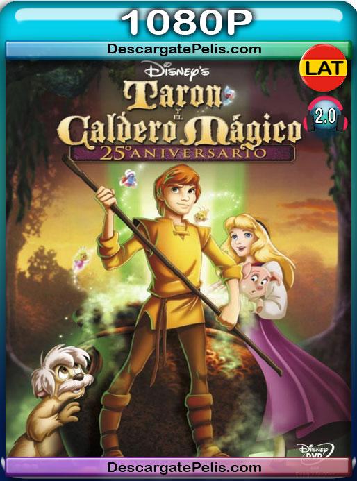 El caldero mágico (1985) 1080P BRrip Latino – Ingles
