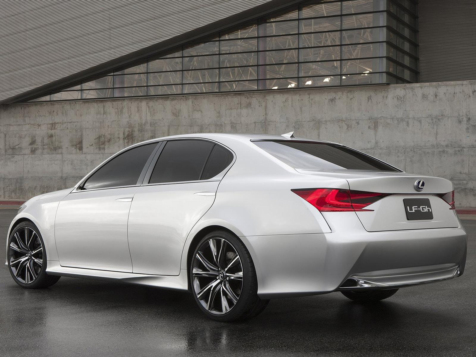 2011 Lexus Lf Gh Concept Japanese Car Photos