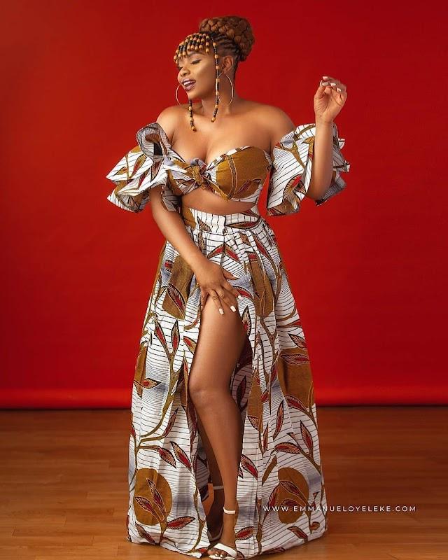 Yemi Alade Celebrates Her 30th Birthday With Beautiful Photos