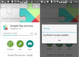 Cara mengatasi Aplikasi Android Tak Bisa Diperbarui