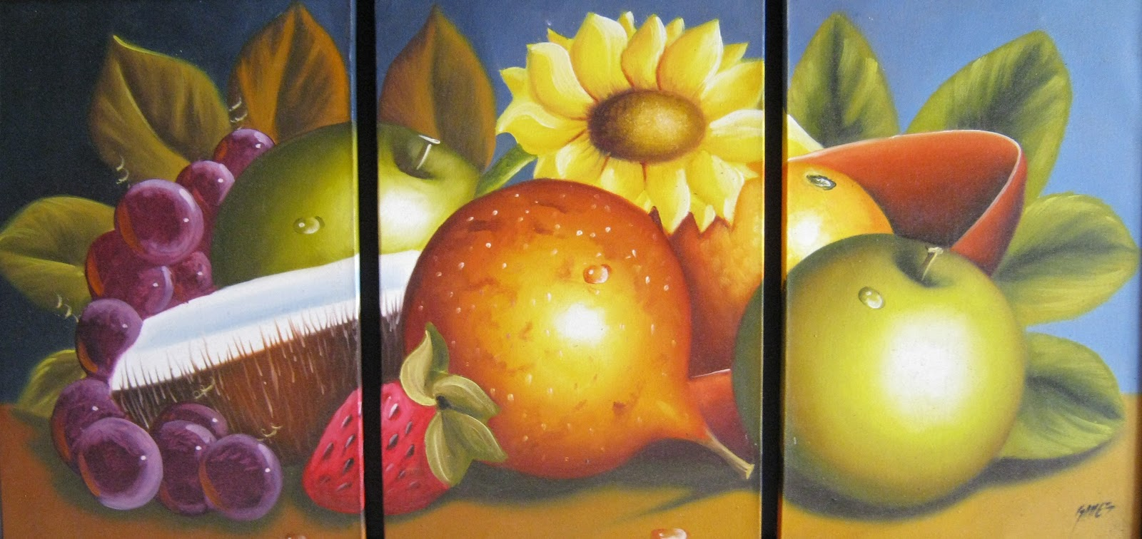 Arte pinturas leo cuadros de bodegones al leo for Pinturas bodegones modernos