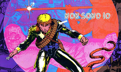 Longshot Marvel Comics