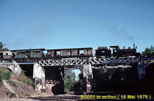 Kereta B5001.
