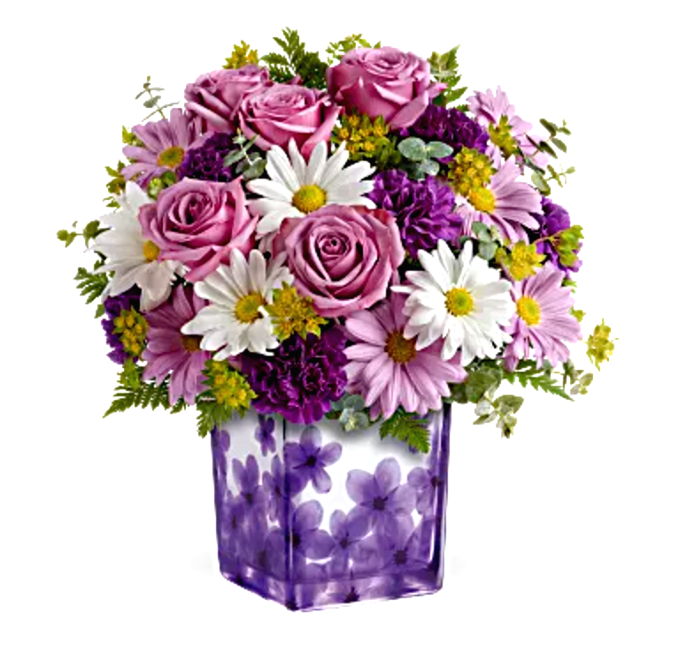 Honor Mom With a Handmade Teleflora Bouquet + $75 Gift Code to Teleflora
