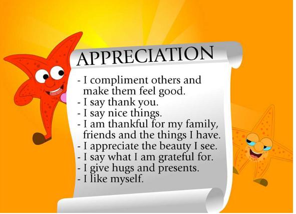 The Island of Appreciation