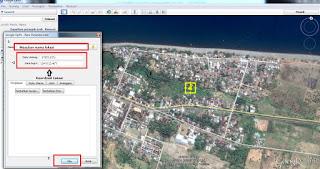 Cara Mengetahui Koordinat Lokasi Menggunakan Google Earth