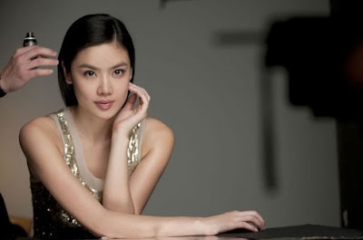 Gaile Lok Artis Dan Model China Tercantik