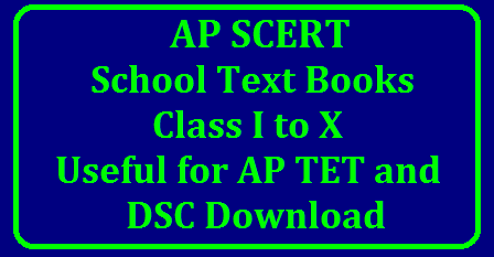 "AP SCERT School Text Books Useful for AP TET and DSC Download AP SCERT School Text Books Download | e-Text Books of Andhra Pradesh SCERT Download | AP SCERT ebooks,APSCERT Handbooks,Download APSCERT ebooks,Download APSCERT Hand books,How to download APSCERT ebooks and Hand books. ... First got to Official website home page URL by typing ""apscert.gov.in"" in Useful text books for AP TET and AP DSC Preparation 
